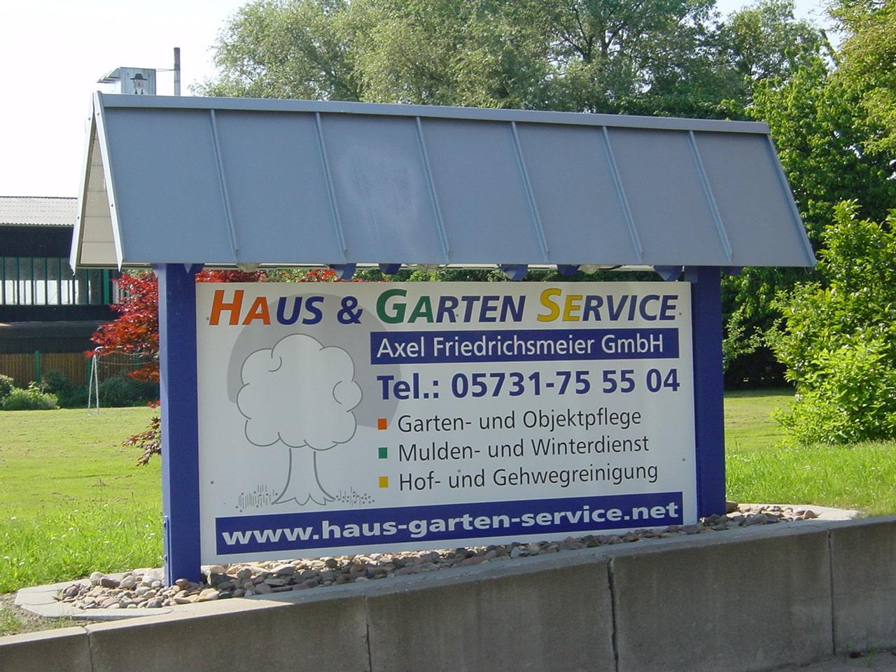 Haus Garten Service Bad Oeynhausen