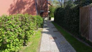 Gartenpflege Mehrfamilienhaus Bad Oeynhausen