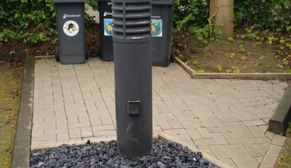 Neuanlage Müllplatz Bad Oeynhausen