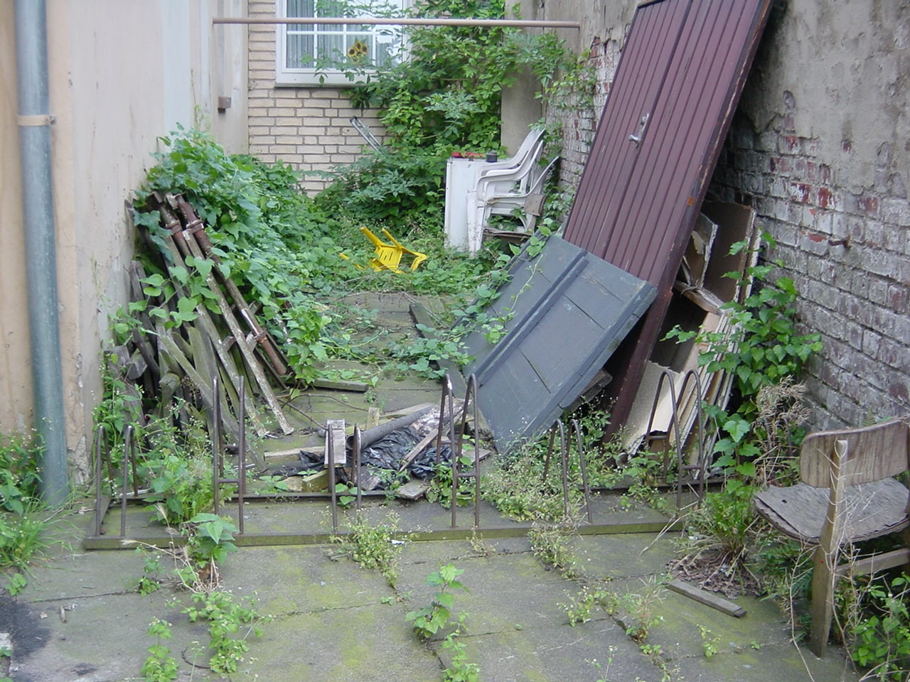 Kontrolle von Wohnanlagen in Bad Oeynhausen