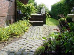 Gartenpflege im Privatgarten Bad Oeynhausen