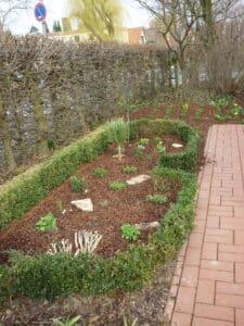 Neugestaltung von Privatgärten in Bad Oeynhausen