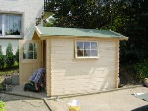 Neugestaltung am Mietshaus