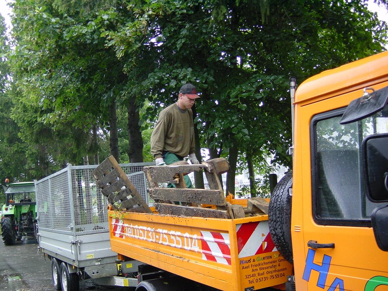 Haus & Garten Service Bad Oeynhausen