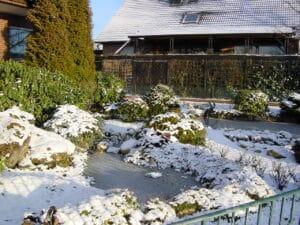 Winterdienst an Wohnhäusern Bad Oeynhausen