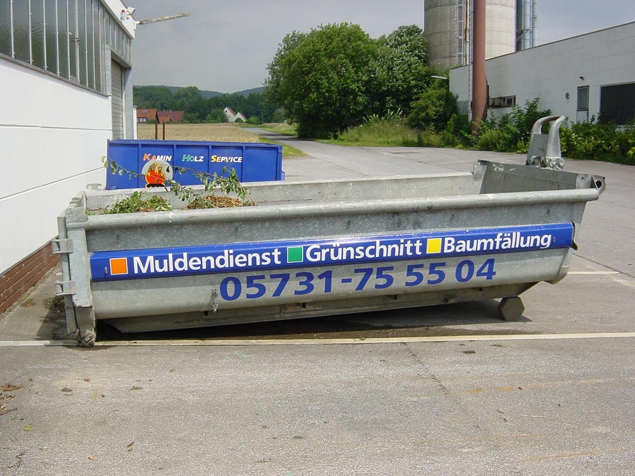 Muldendienst Bad Oeynhausen