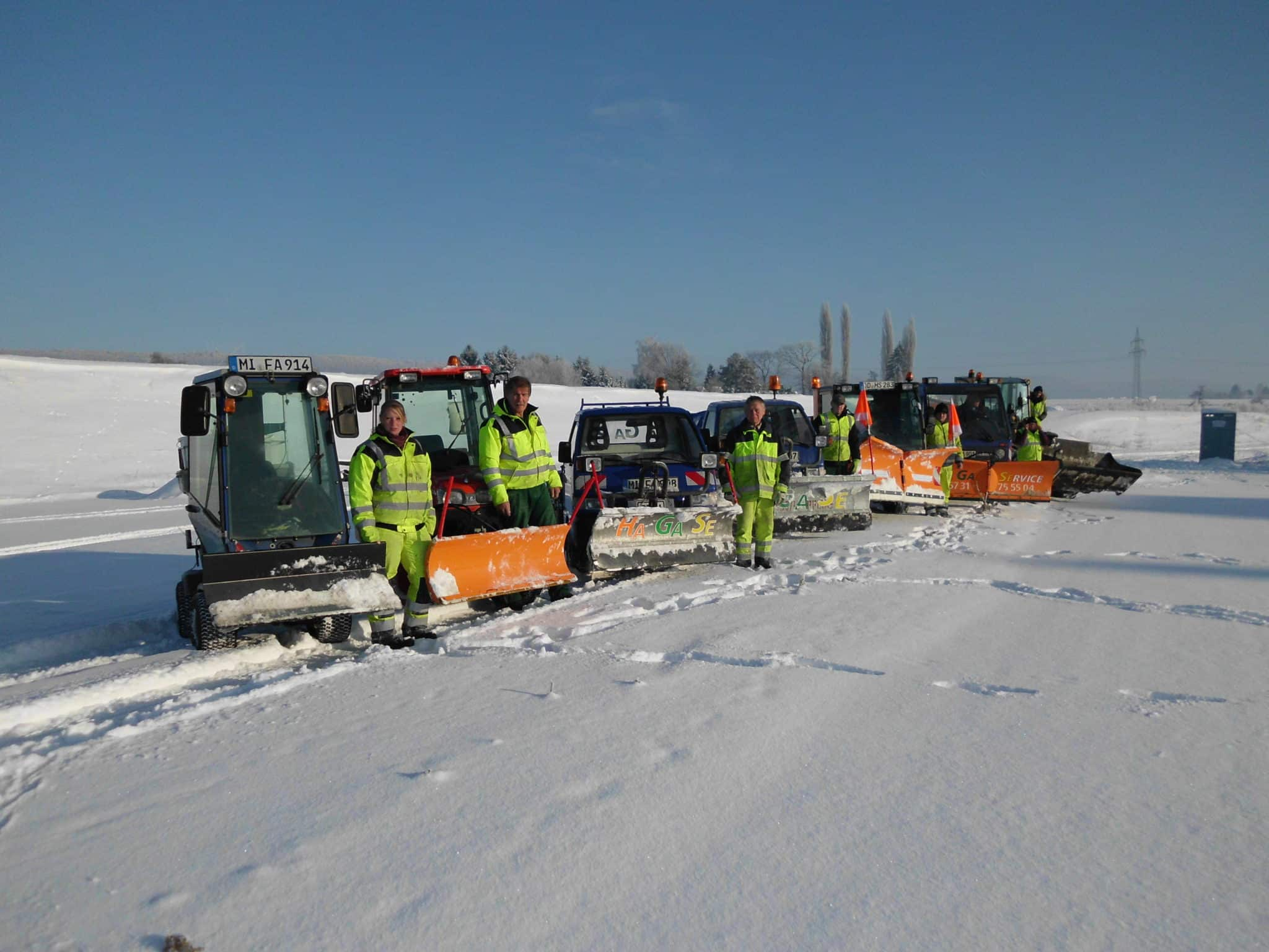 Winterdienst Bad Oeynhausen