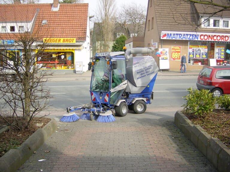 Kehrsaugmaschine Bad Oeynhausen
