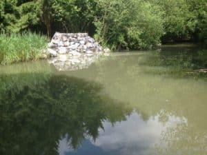 Wasserspiel Petershagen