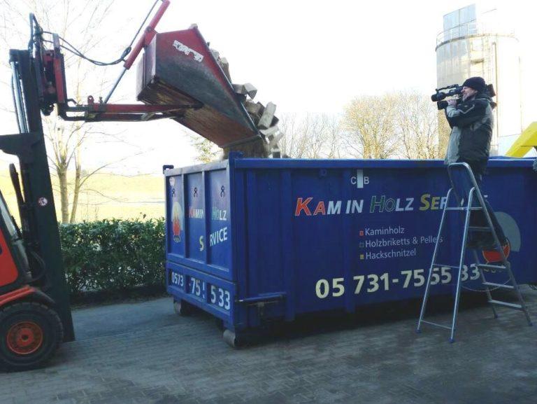 WDR Lokalzeit Dreharbeiten