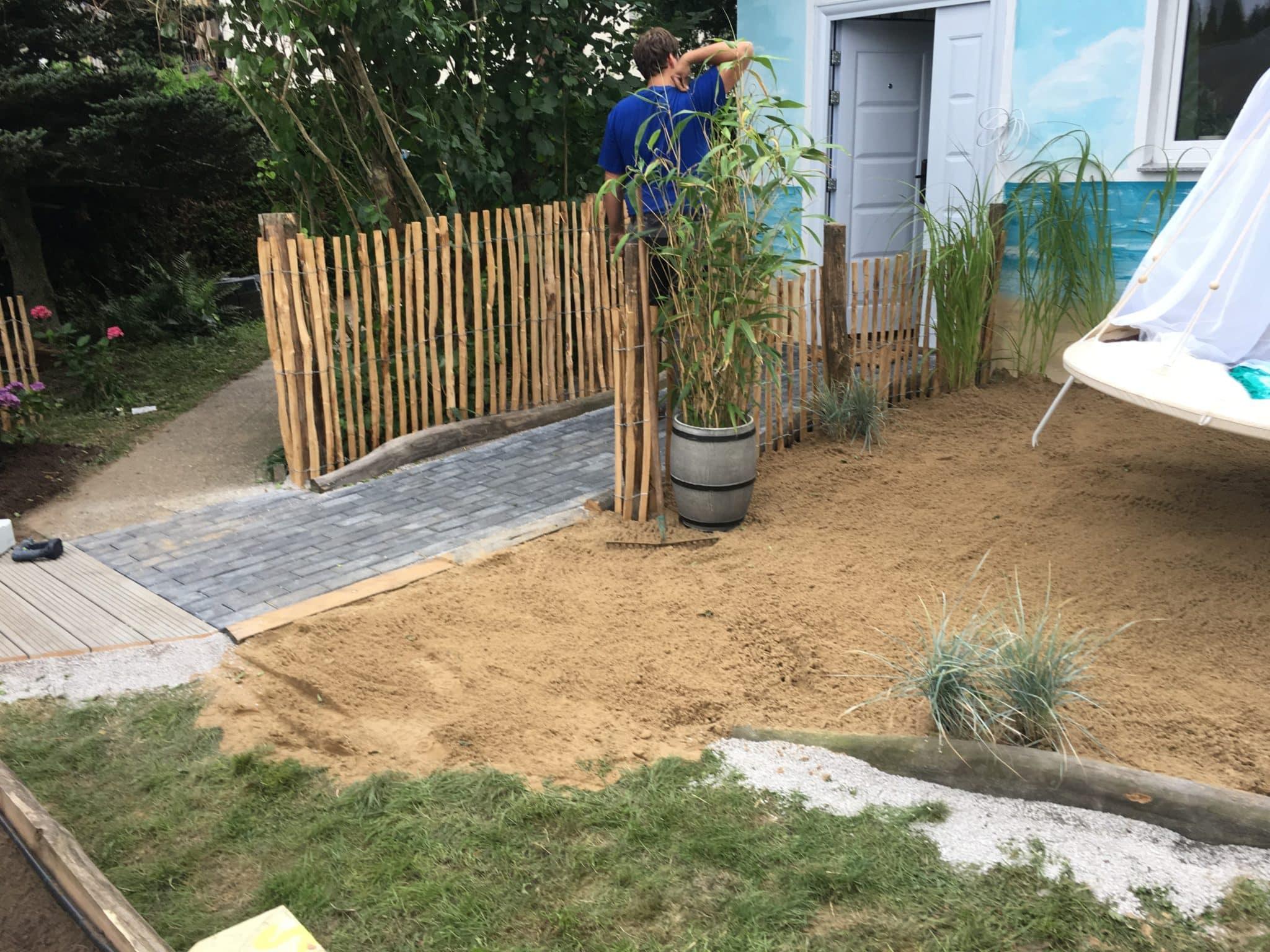 Gartengestaltung Löhne
