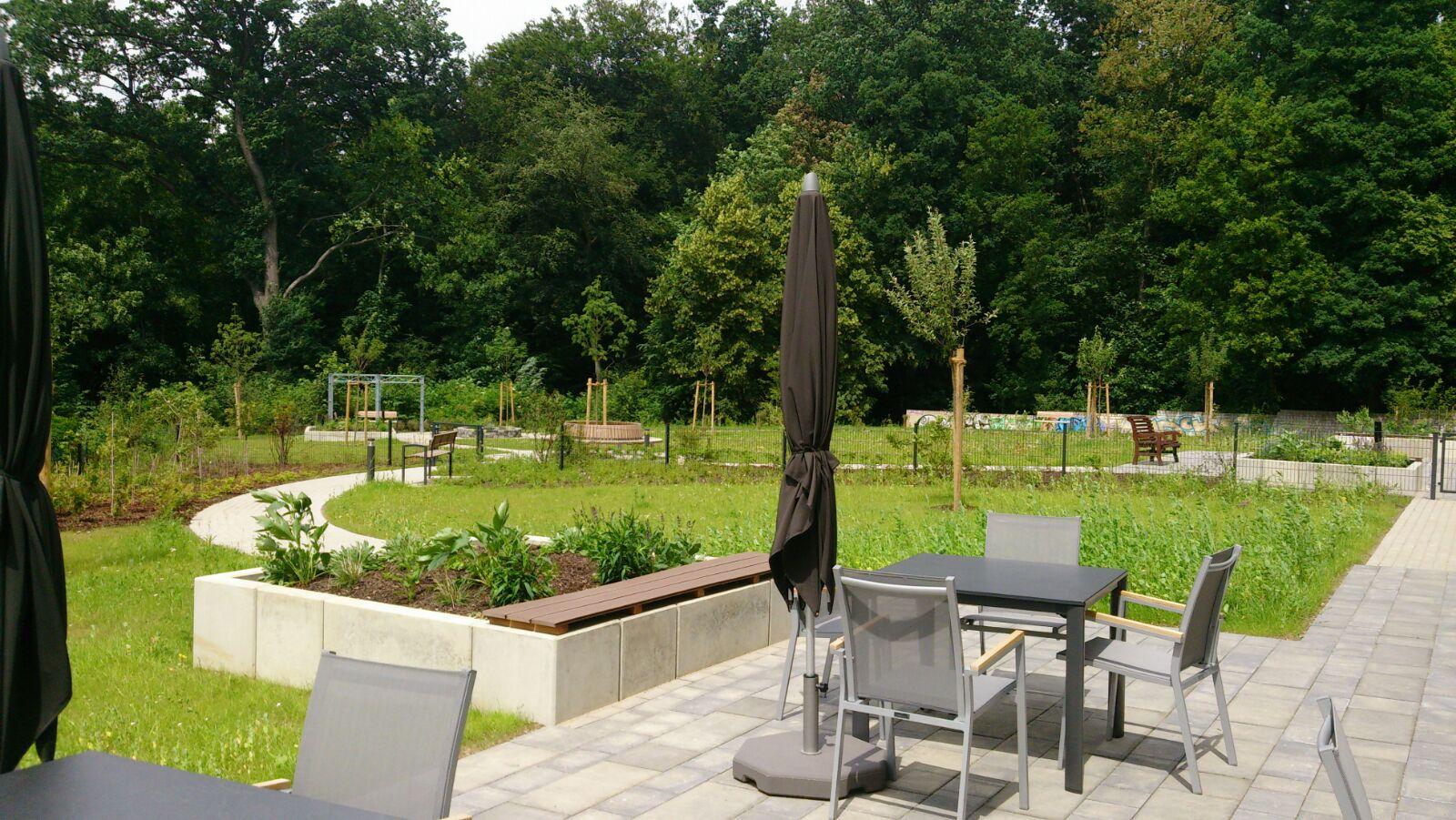 Gartenpflege Altenheim Bad Oeynhausen