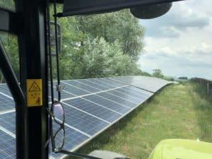 Solarparkpflege