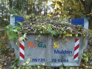 Muldenservice Haus & Garten Service Bad Oeynhausen