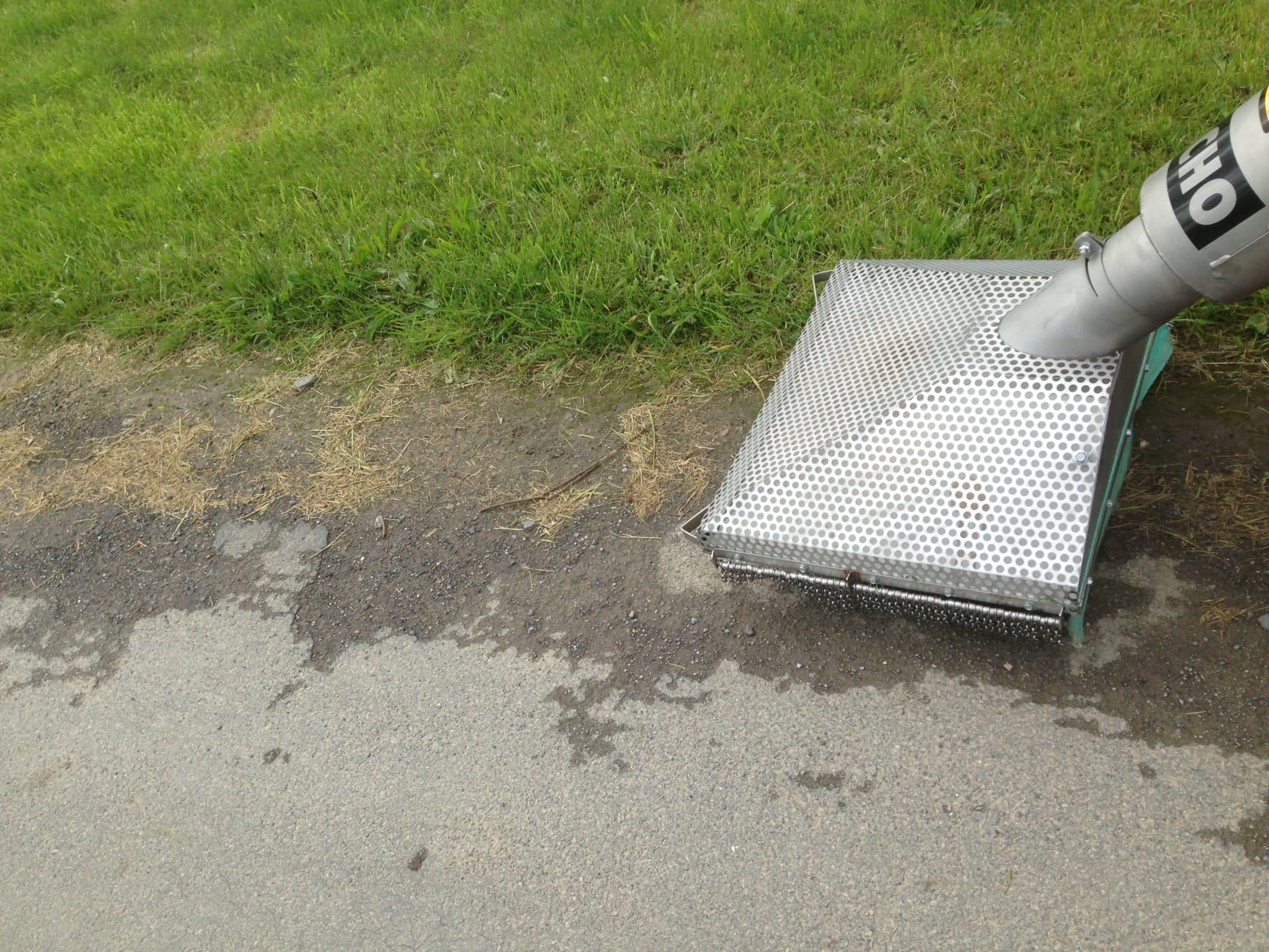 Unkrautbeseitigung Heißluft Bad Oeynhausen